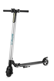 electric scooter, electric scooters, e transportation, electric transportation, electric transport, so flow, soflow, soflow scooters, battery scooters, commuting scooters, commuter scooter, batter scooters, silver aluminum, aluminum electric scooter, aluminum scooter, black aluminum scooter, folding scooter