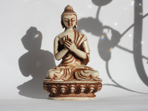 Wellness buddha statue ornament peaceful buy online ireland