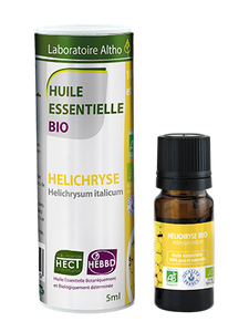 Helichrysum - Certified Organic Essential Oil, 5ml