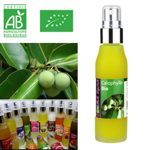 Calophyllum - Organic Virgin Cold Pressed Oil 50ml