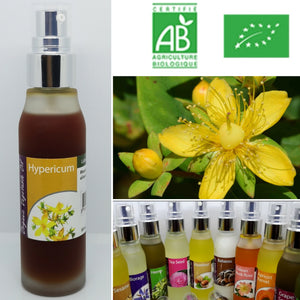 Hypericum - Organic Virgin Cold Pressed Oil, 50ml
