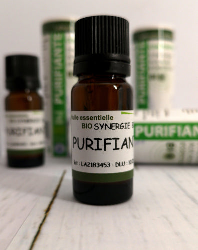 Organic Purifying Blend 10ml
