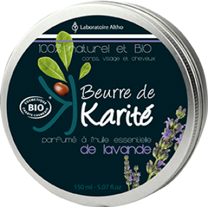 COSMOS Organic Lavender Shea Butter