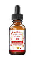 Load image into Gallery viewer, Muscular - Organic Natural Solution 30ml