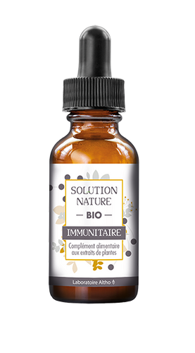 Immunity - Organic Natural Solution 30ml