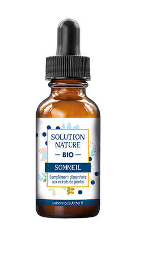 Sleep - Organic Natural Solution 30ml