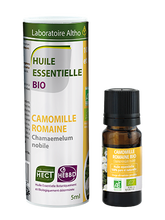 Load image into Gallery viewer, Roman Chamomile - Certified Organic Essential Oil, 5ml