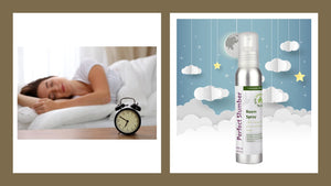Pillow Mist Room Spray Organic Sleep right perfect slumber help you sleep health store Ireland
