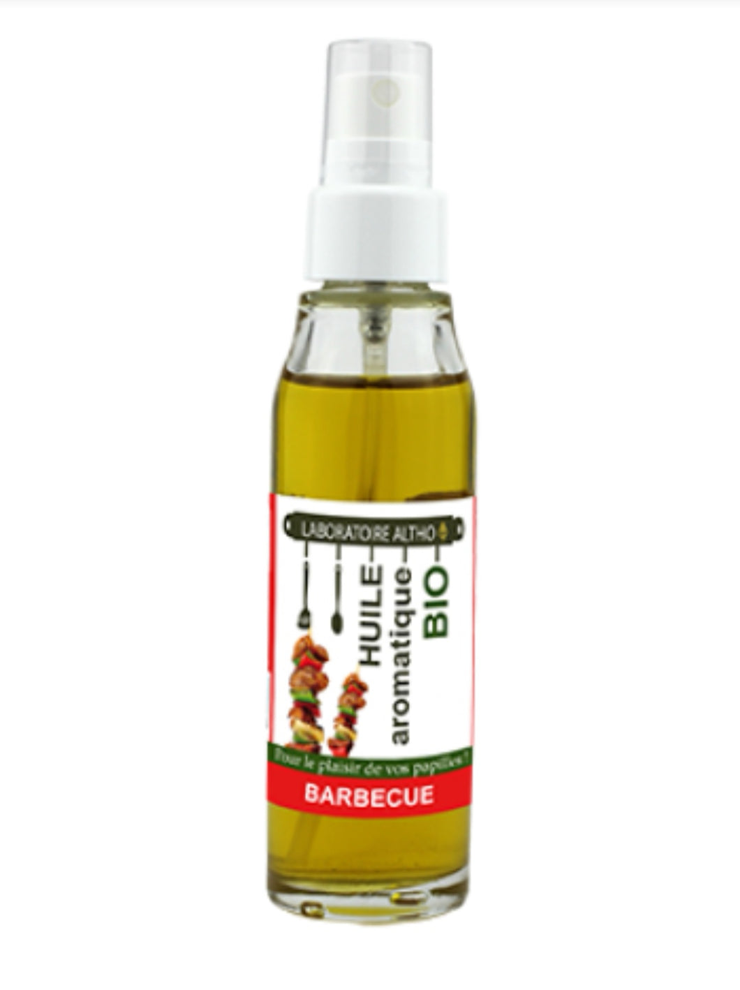 Barbecue - Organic Cooking Oil 50ml