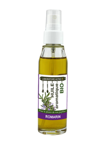 Rosemary - Organic Cooking Oil 50ml