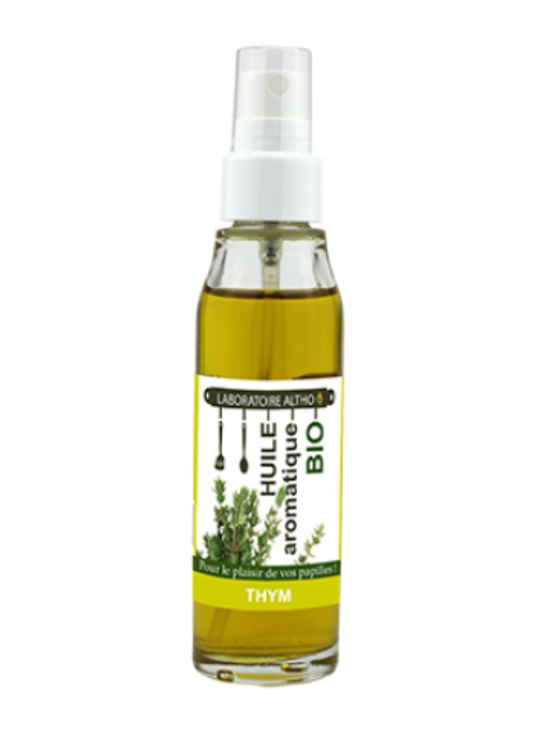 Thyme - Organic Cooking Oil 50ml