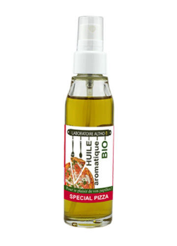Special Pizza - Organic Cooking Oil 50ml