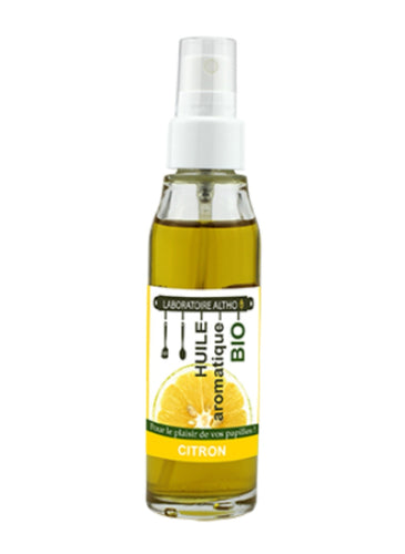 Lemon - Organic Cooking Oil 50ml