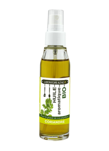 Coriander - Organic Cooking Oil 50ml