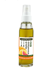 Citrus Peel - Organic Cooking Oil 50ml