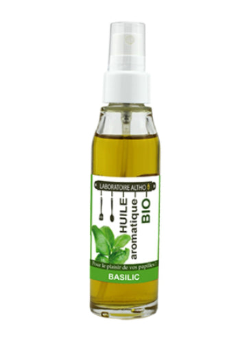Basil - Organic Cooking Oil 50ml
