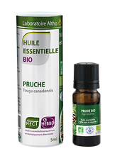 Load image into Gallery viewer, Buy canadian hemlock essential oil online in Ireland. 100% pure organic essential oil for sale in Ireland. Certified organic canadian hemlock essential oil. Irish compamy. 5 star reviews