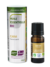Load image into Gallery viewer, Buy caraway essential oil online in Ireland. 100% pure organic undiluted caraway essential oil for sale in Ireland. Irish compamy.  5 star reviews. Certified organic caraway essential oil Ireland.