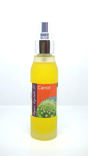 Carrot Seed - Organic Virgin Cold Pressed Oil, 50ml