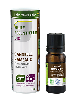 Cinnamon Essential Oil 10ml - Organic Essential Oils in Ireland