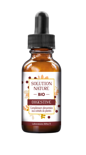 Digestion - Organic Natural Solution 30ml