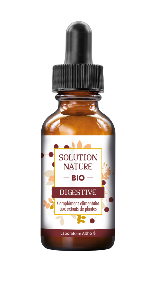 NATURAL SOLUTION - DIGESTIVE 30ML