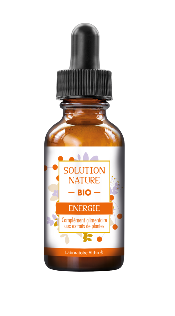 NATURAL SOLUTION - ENERGY 30ML