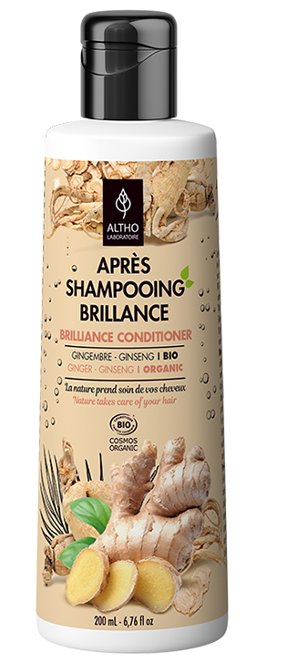 Brilliance Conditioner - COSMOS Organic 200ml