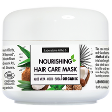 Load image into Gallery viewer, Nourishing Hair Care Mask - COSMOS Organic 200ml