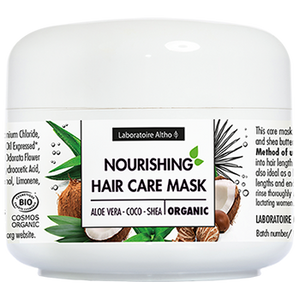 Nourishing Hair Care Mask - COSMOS Organic 200ml