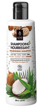 Load image into Gallery viewer, Nourishing Shampoo - COSMOS Organic 200ml
