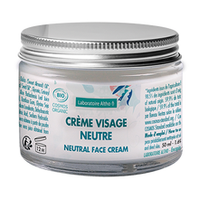 Load image into Gallery viewer, Organic Neutral Face Cream - 50ml