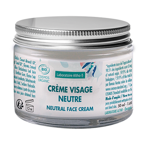 Organic Neutral Face Cream - 50ml