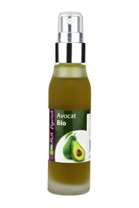 Avocado - Organic Virgin Cold Pressed Oil 50ml
