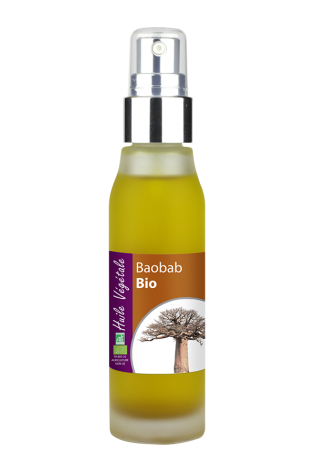 Baobab - Organic Virgin Cold Pressed Oil 50ml
