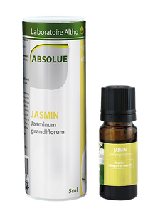 Jasmine (Absolute) - Certified Organic Essential Oil, 5ml