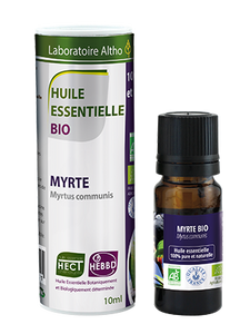 Myrtle - Certified Organic Essential Oil, 10ml
