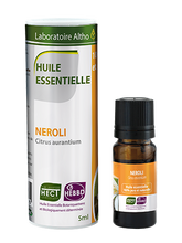 Load image into Gallery viewer, Neroli Citrus Aurantium - Certified Organic Essential Oil, 5ml buy in Ireland Organic aromatherapy online health and wellness store Laboratoire ALTHO