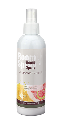 Citrus Fruits Organic Room Spray 200ml