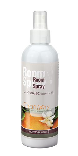 Orangery Organic Room Spray 200ml