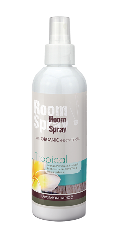 Tropical Organic Room Spray 200ml