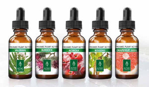 Passion Flower Organic Plant Supplement, 30ml