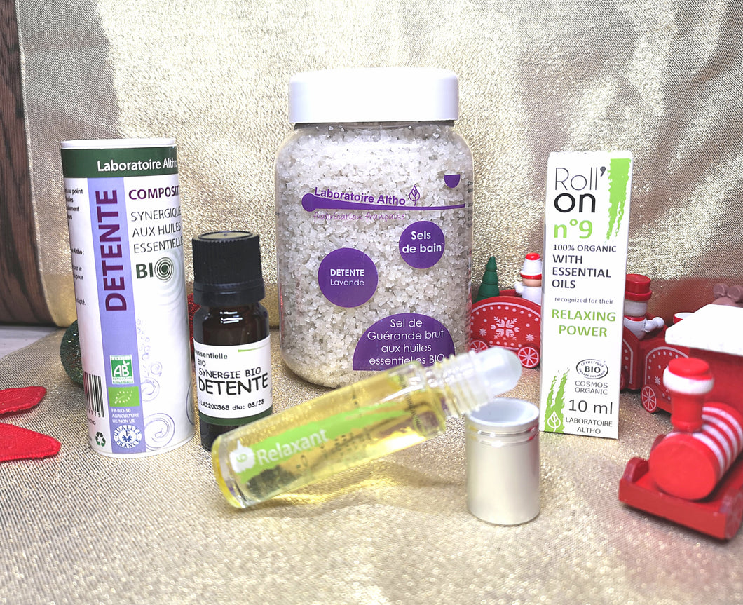 Relaxing Bundle Christmas Gift Set