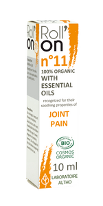 COSMOS Organic Roll'On No.11 - Muscle & Joint