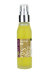 Sesame Seed - Organic Virgin Cold Pressed Oil, 50ml