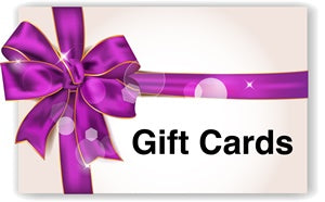 Gift card for him and her. Gift of wellness. Organic skincare in Ireland