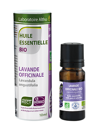 Organic Lavender Essential Oil 10ml - Essential Oils in Ireland