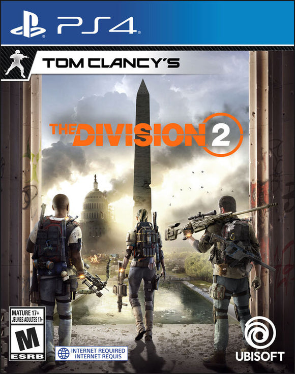 Tom Clancy's The Division 2 (Playstation 4 / S4)