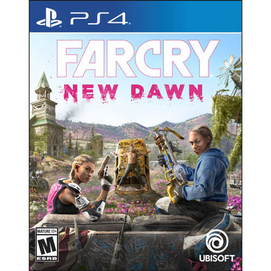 Far Cry: New Dawn (Playstation 4 / PS4)