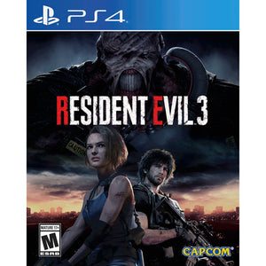 Resident Evil 3 (Playstation 4 / PS4)